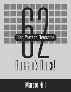 62 Posts to Overcome Blogger's Block