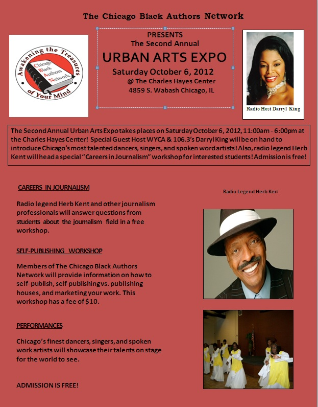 Urban Arts Expo - Darryl Harvey
