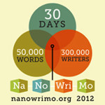 NANOWRIMO Begins today – Are You In?