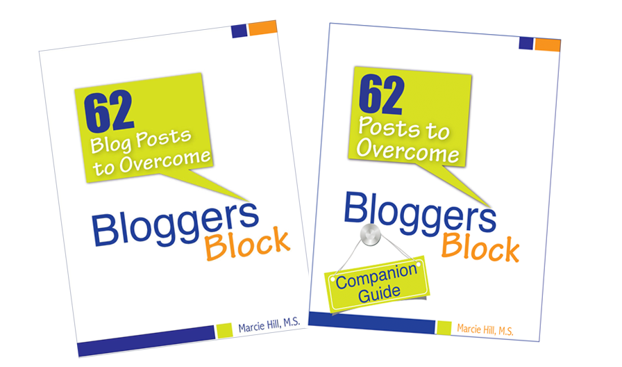 62 Blog Posts to Overcome Blogger's Block - Marcie Hill