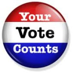 Exercise Your Right to Vote Today!