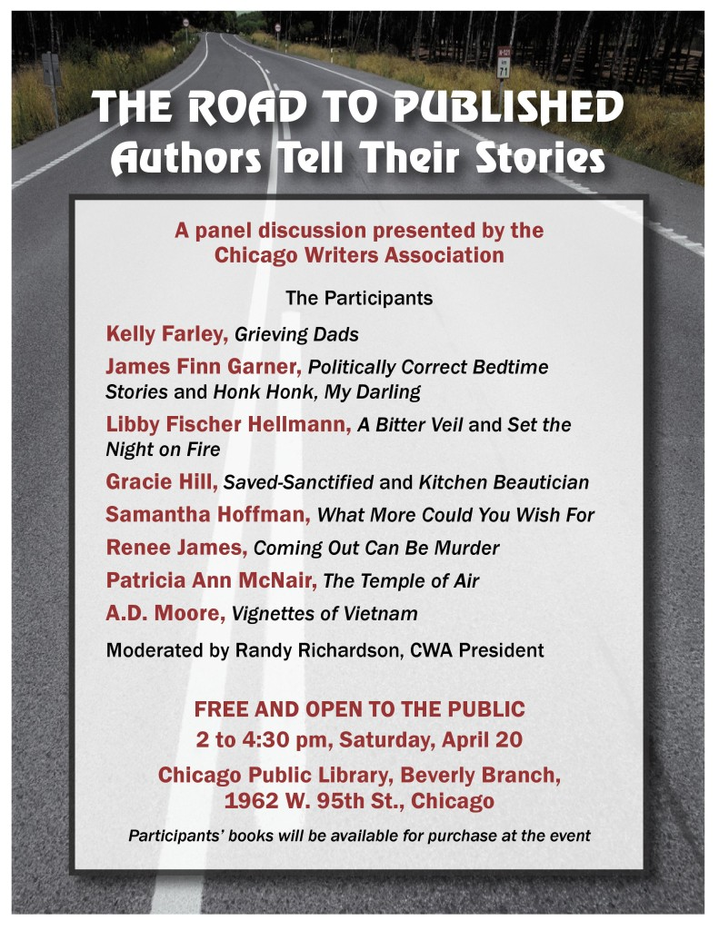 The Road to Published - Chicago Writers Association