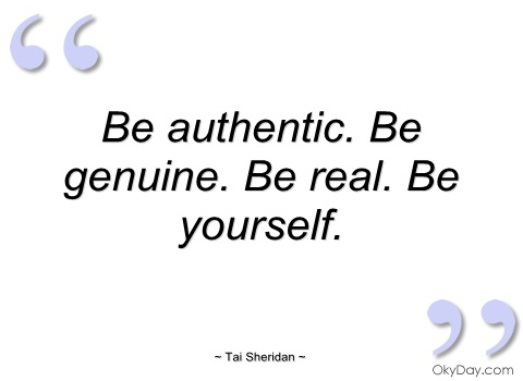 be-authentic