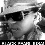 Black Pearl's One Woman Vocal Poetry Show Tonight!