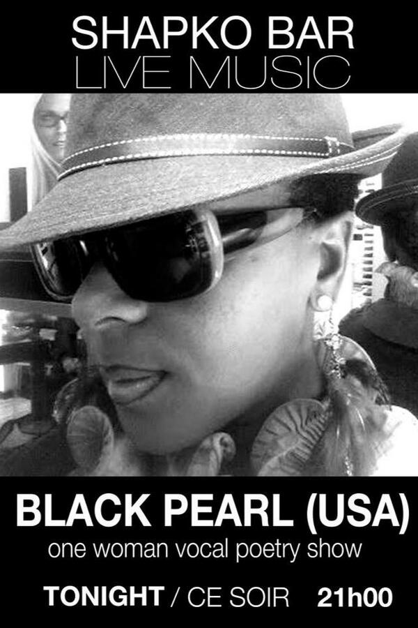 Black Pearl Show - April 21, 2013