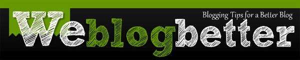 We Blog Better