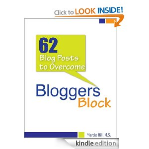 62 Blog Posts to Overcome Blogger's Block - Kindle Edition - Marcie Hill