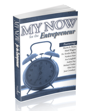 My Now Entrepreneur Book - Mooving 4Ward Publishing