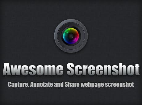 Awesome Screenshot