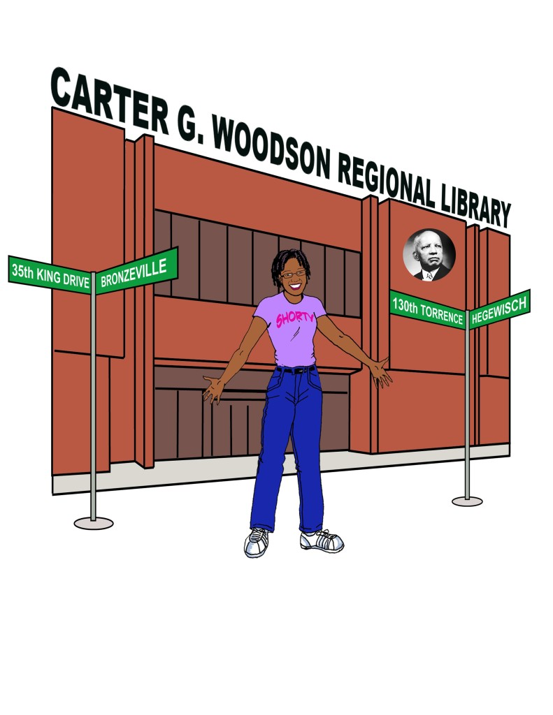 Shorty Woodson Library - Shorty: Your Chicago South Side Resource