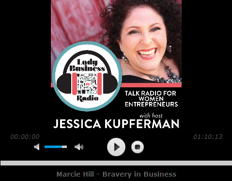 Lady Business Radio - Jessica Kupferman