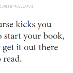 Free E-course: Write & Sell Your Damn Book by Paul Jarvis