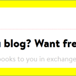 Get Free Books for Reviews at Blogging for Books