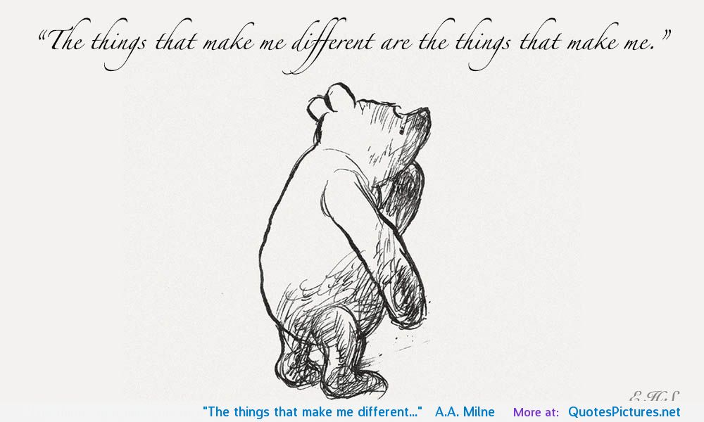 the-things-that-make-me-different-a-a-milne