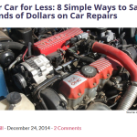 """Read My Article """"How to Save Money on Auto Repairs"""" on The Penny Hoarder"""