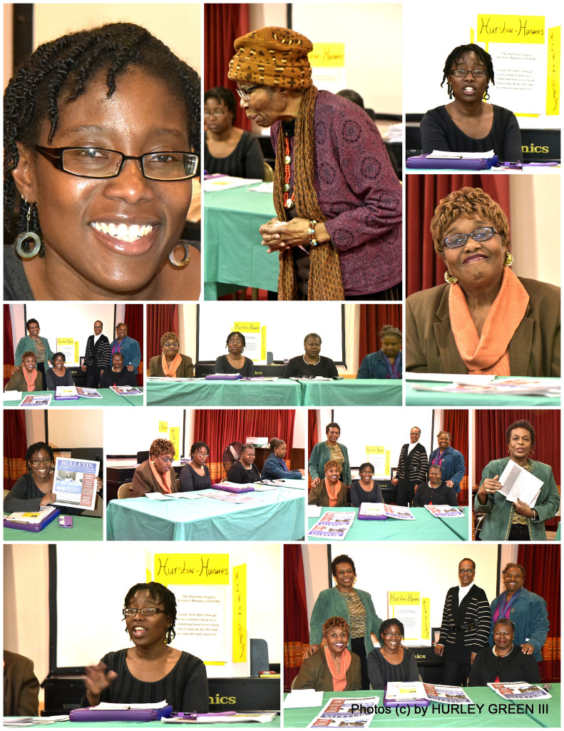Pictures from Afternoon with Authors at Trinity
