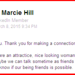 What Do You Think of This LinkedIn Message?
