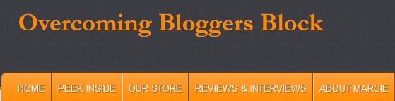Overcoming Blogger's Block