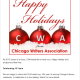 My Newsletters for the Chicago Writers Association