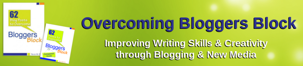 Overcoming Blogger's Block Header