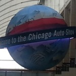 My Exciting Experience at the 2016 Chicago Auto Show