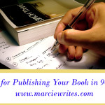 9 Tips for Publishing Your Book in 90 Days