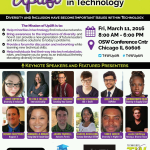 Learn About Diversity in Technology – March 11, 2016