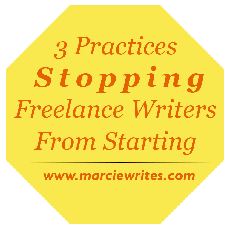 Practices Stopping Freelance Writers from Starting