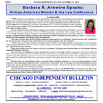 Read My Conversation with Barbara Arnwine