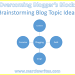 Overcoming Blogger's Block: Brainstorming Blog Topic Ideas