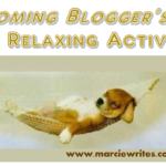 Overcoming Blogger's Block: 30 Relaxing Activities