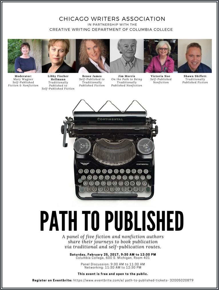 Path to Published - February 2017