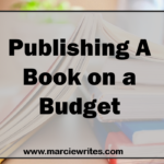 Publishing A Book On A Budget
