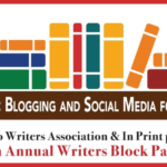 I'm a Panelist for the 6th Annual Writers Block Party