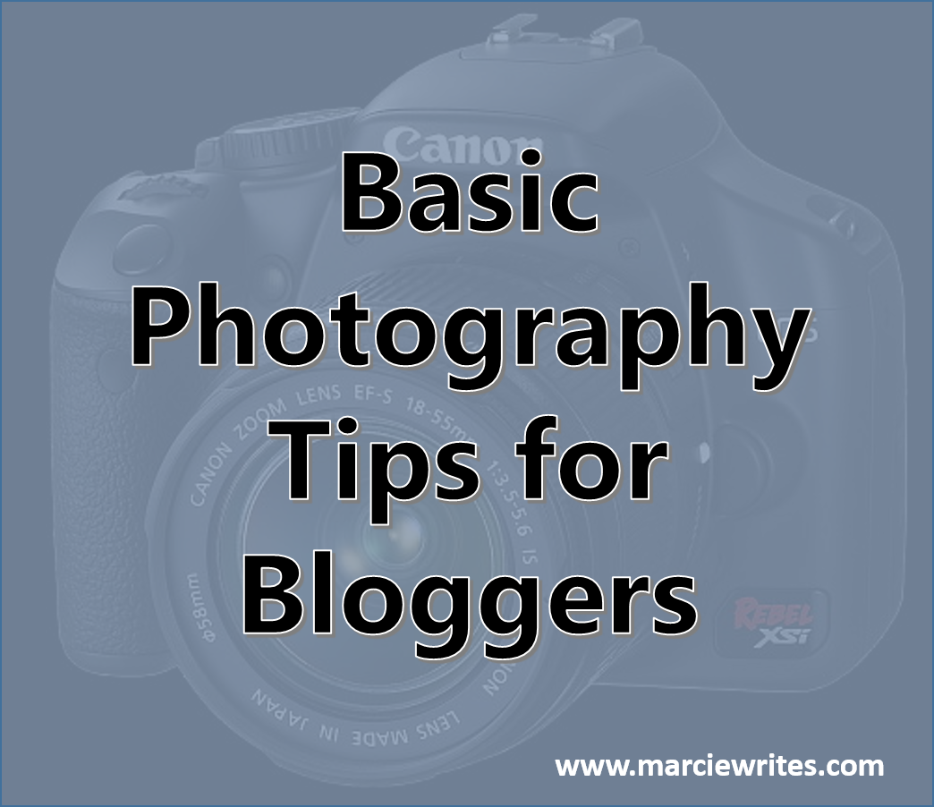 Basic Photography Tip for Bloggers