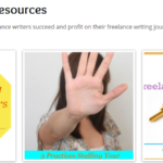 What Do You Think of My New Freelance Writing Resource Page?