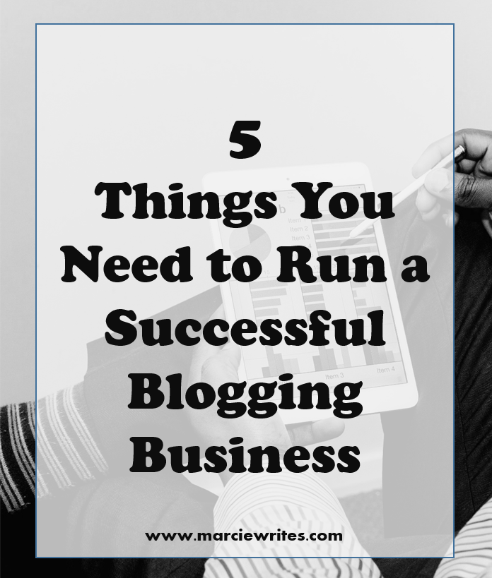 Successful Blogging Business