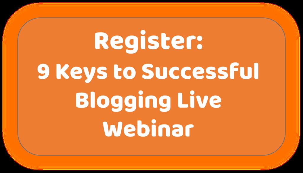 Successful Blogging Webinar - Button