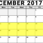 Blog Posting Schedule for December 11 – 22