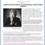 Dr. Maya Angelou - St. Louis Magazine
