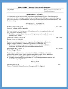 Top 3 Resume Frustrations